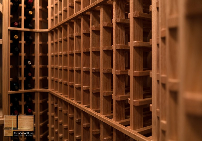 Wine Cellar Design Calgary